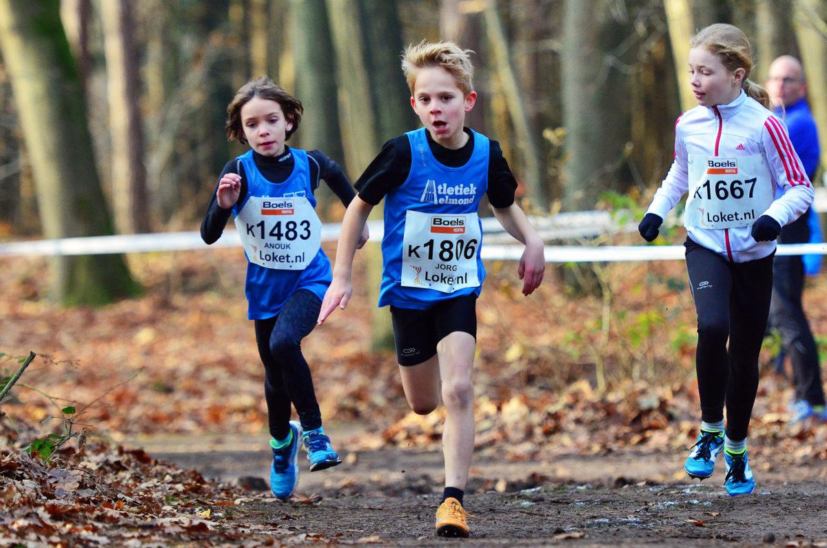 Anouk wint, Jorg 2e in Warandeloop